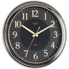 """14"""" High Shine Wall Clock"""