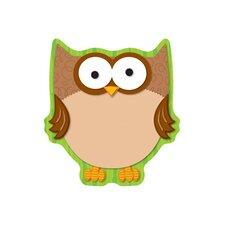 Owl Notepad (Set of 3)