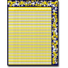 Incentive Star Chart (Set of 3)