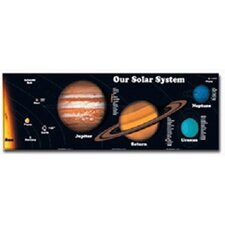 Our Solar System Chart