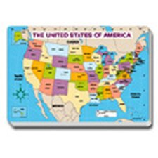 Jumbo Map Pad Us Labeled 30/pk (Set of 2)