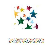 Sparkling Stars Classroom Border