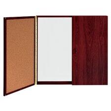 Magnetic Whiteboard, 4' H x 4' W