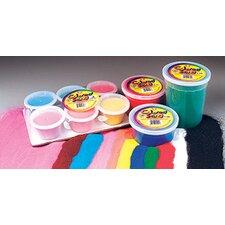 Bucket O Sand 12 Assorted Colors 1 lb