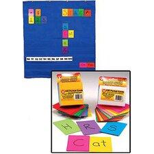 Pocket Cards Bright Notepad (Set of 2)