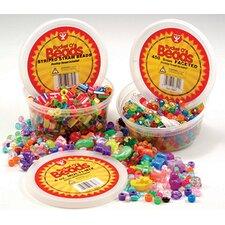 Barrel Pony Beads (Set of 2)
