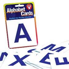 30 Piece Alphabet Letters Set (Set of 3)