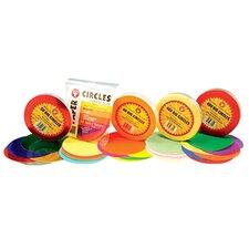 5 In Tissue Circles Pastel 480 Pcs