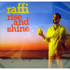 Rise and Shine Raffi CD