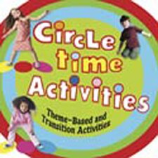 Circle Time Activities CD
