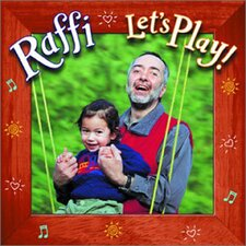 Let's Play Raffi CD