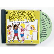 Preschool Aerobic Fun Ages 3-6 CD