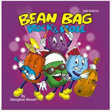 Bean Bag Rock and Roll CD