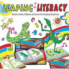 Leaping Literacy Rhythm Sticks CD