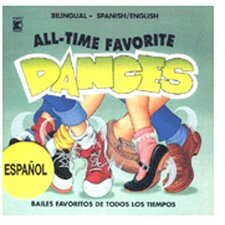 All Time Favorite Dances Spanish CD