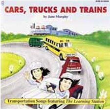 Cars Trucks and Trains CD