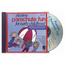 Playtime Parachute Fun Ages 3-8 CD