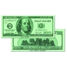 $100 Bills (Set of 150)