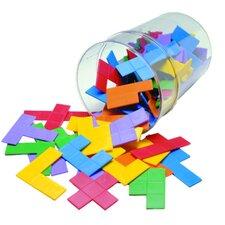 72 Piece Pentominoes Puzzle  Set