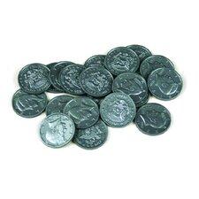 Half-dollar Coins (Set of 50)