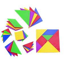 28 Piece Tangrams  Set (Set of 2)