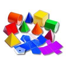 Folding 3-D Geofigures