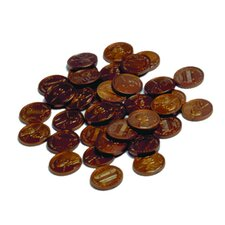 Plastic Coins - Pennies (Set of 300)