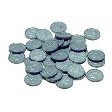 Plastic Coins - Dimes (Set of 300)