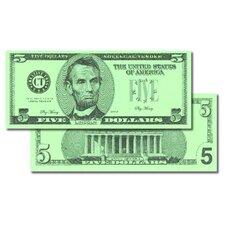 $5 Bills (Set of 300)