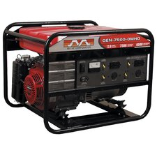 7500 Watt CARB Portable Gasoline Generator