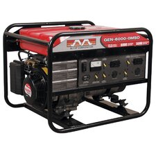 6000 Watt CARB Portable Gasoline Generator
