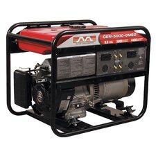 5000 Watt Portable Gasoline Generator