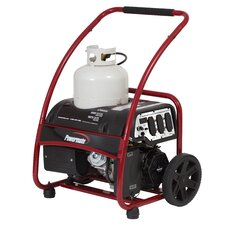 LPG Series 6875 Watt Portable Liquid Propane Generator