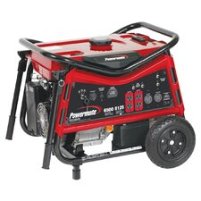 6500 Watt Portable Gasoline Generator