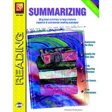 Specific Reading Skills Summarizing Book