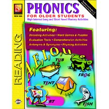 Phonics for Older Students Book