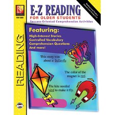 E-z Reading for Older Students Book
