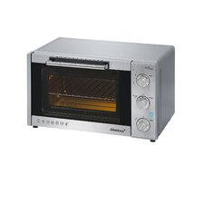 23L Grill and Bake Oven