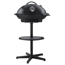 BBQ Grill with Hood