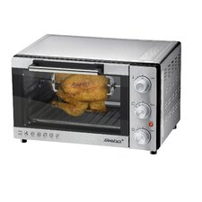 23L Grill and Bake Convection Oven