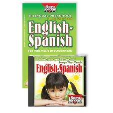 Bilingual Preschool English Spanish CD