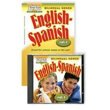 Bilingual Songs English Spanish CD