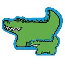 Large Alligator Notepad (Set of 3)