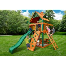 Chateau Tower Swing Set