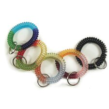 Wrist Coil Tricolor Carded (Set of 4)