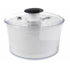 Little Salad And Herb Spinner - Clear