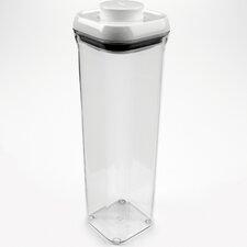 Single Square Pop Container