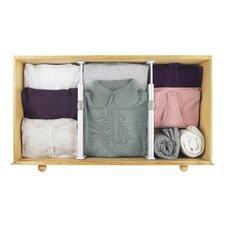 Good Grip Expandable Dresser Drawer Divider (Set of 2)