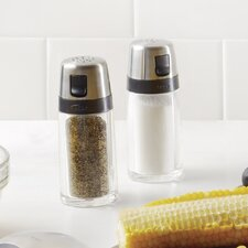 Good Grip Salt and Pepper Shaker Set (Set of 2)