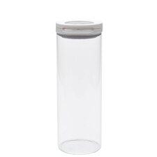 Good Grips Single Fliplock Glass Canister